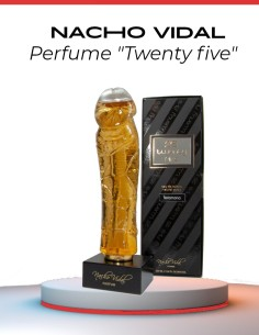 Perfume Twenty Five Gold by Nacho Vidal Unisex