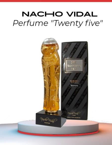 perfume twenty five nacho vidal