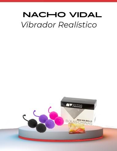 Bolas Chinas de Silicona - Nacho Vidal