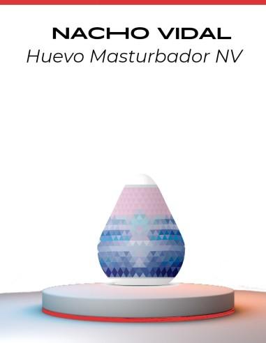 Nacho Vidal Blue unisex masturbator egg.