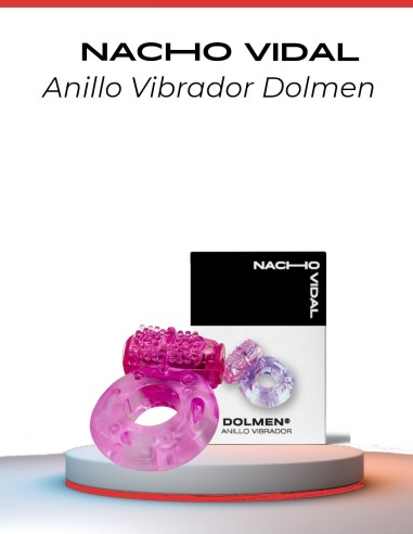 Dolmen Vibrating Ring