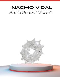 Cock Ring Forte. Transparent.