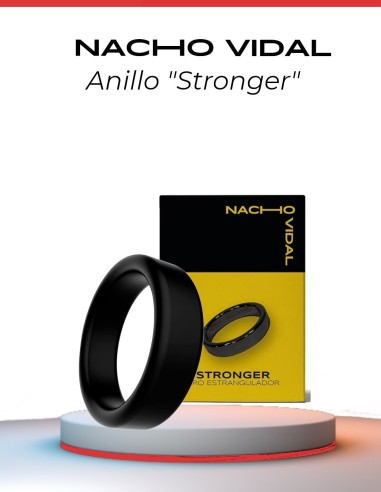 Anillo Estrangulador   Stronger
