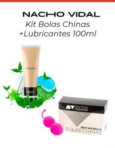 Kit Bolas chinas +...