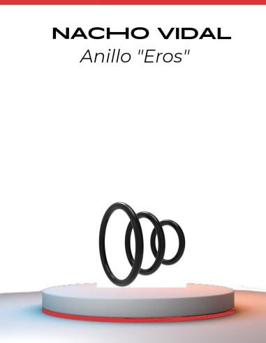 Strangler Ring   Eros. Black.