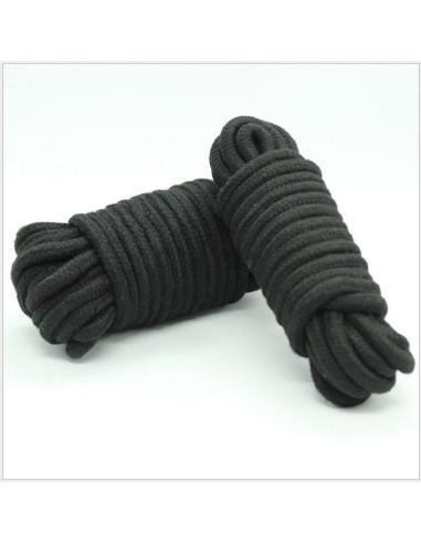 Cuerda bondage negra