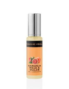 Lubricante orgánico sabor naranja