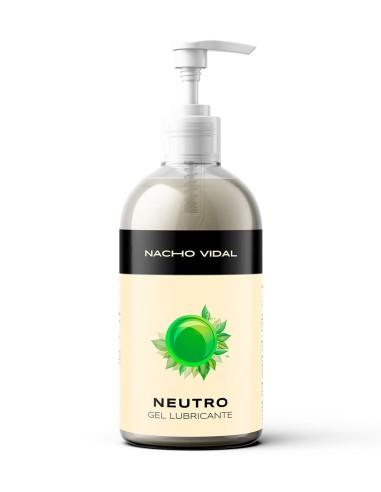Gel lubricante íntimo neutro 500 ml -...