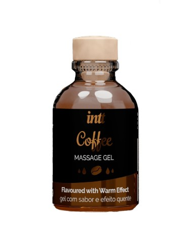 Massage OIl coffe - INTT
