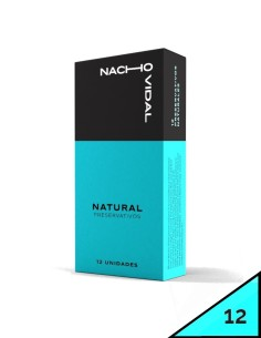 Natural Condoms 12 Units