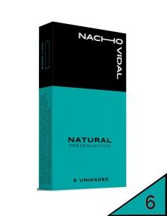 Natural Condoms 6 units