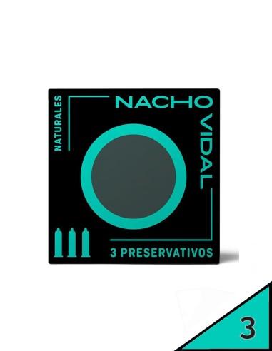 Preservativos naturales 3 unidades