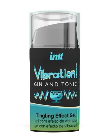 Vibration Gin Tonic Liquid Vibrator
